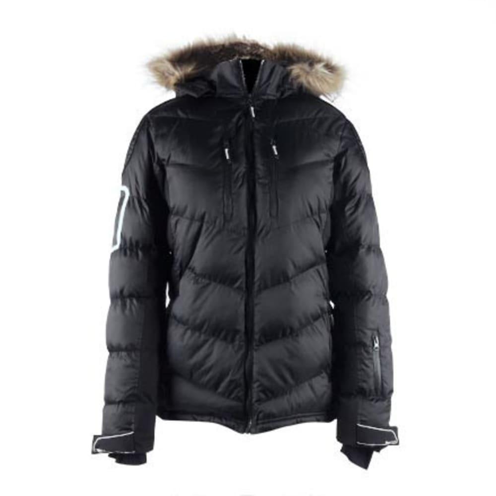 BEARPAW Women's Fairbanks Jacket - BLACK II