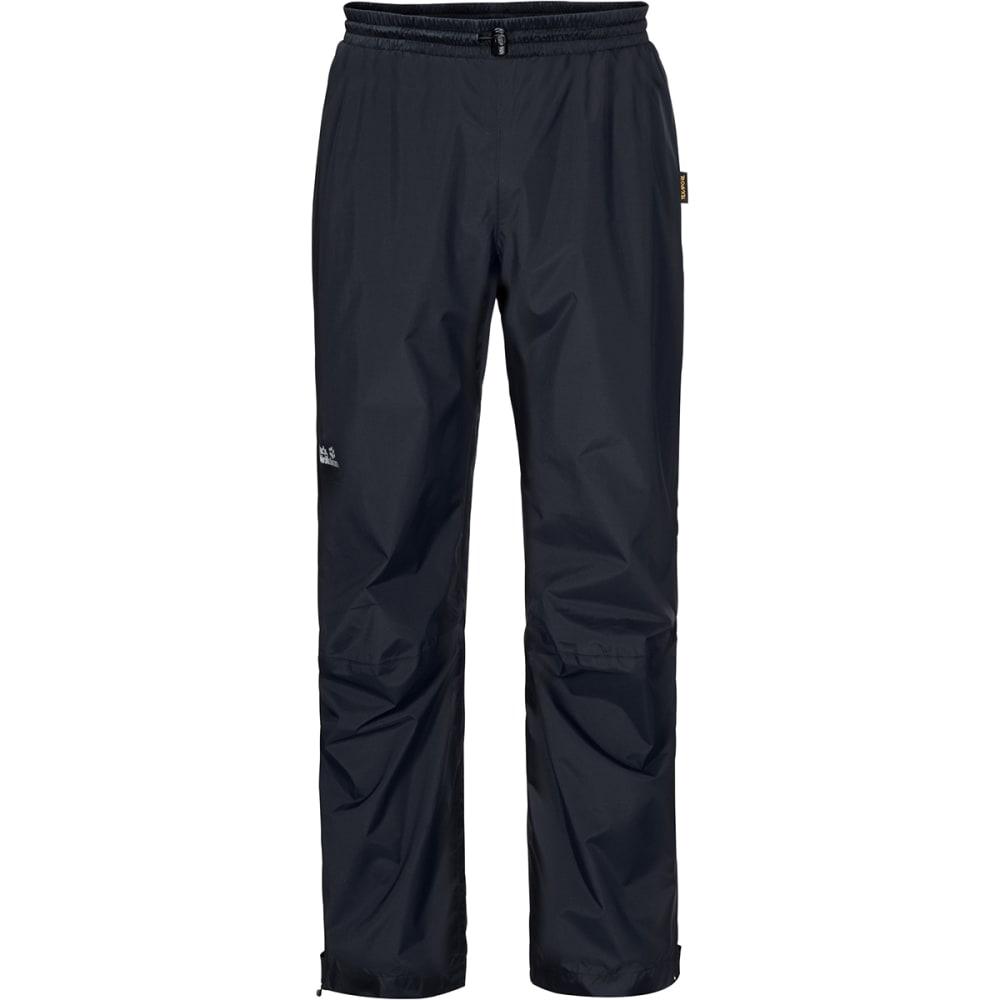 JACK WOLFSKIN Men's Cloudburst Pants - 6000 BLACK