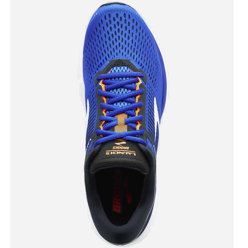 BROOKS Men's Launch 5 Running Shoes - BLUE-420