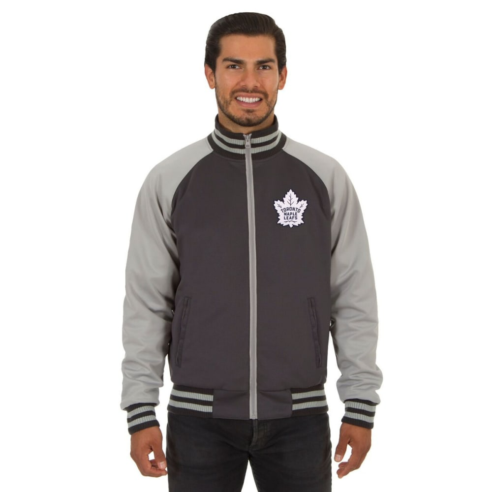 TORONTO MAPLE LEAFS Men's Reversible Embroidered Track Jacket S