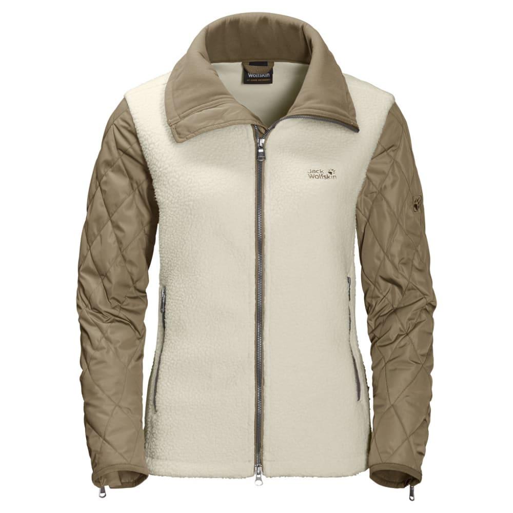 JACK WOLFSKIN Women's Dawson Crossing Fleece Jacket XL