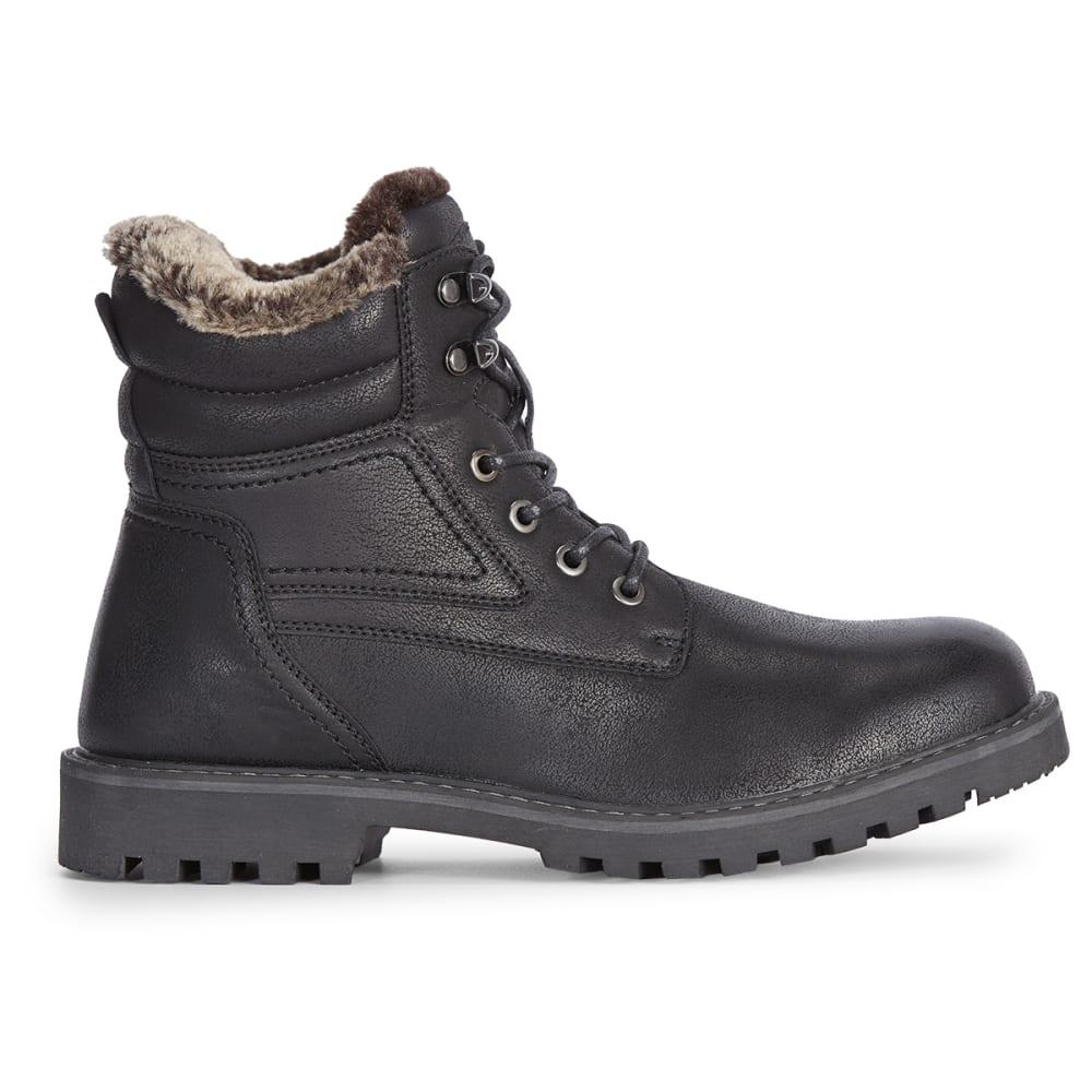 GBX Men's Lorcan Mid Boots, Black - BLACK