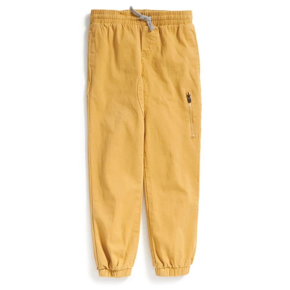 TONY HAWK Big Boys' Stretch Twill Jogger Pants - 216-KHAKI