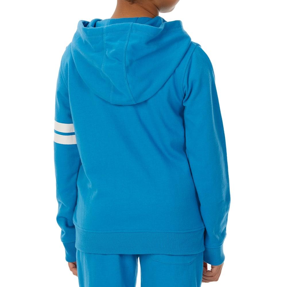 MINOTI Big Boys' Fleece Hoodie - BBS85-ORIGINALS BLUE