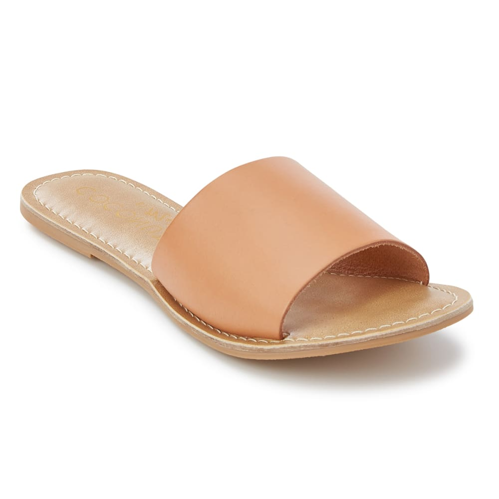 COCONUTS BY MATISSE Women's Cabana Slide Sandals - NUDE