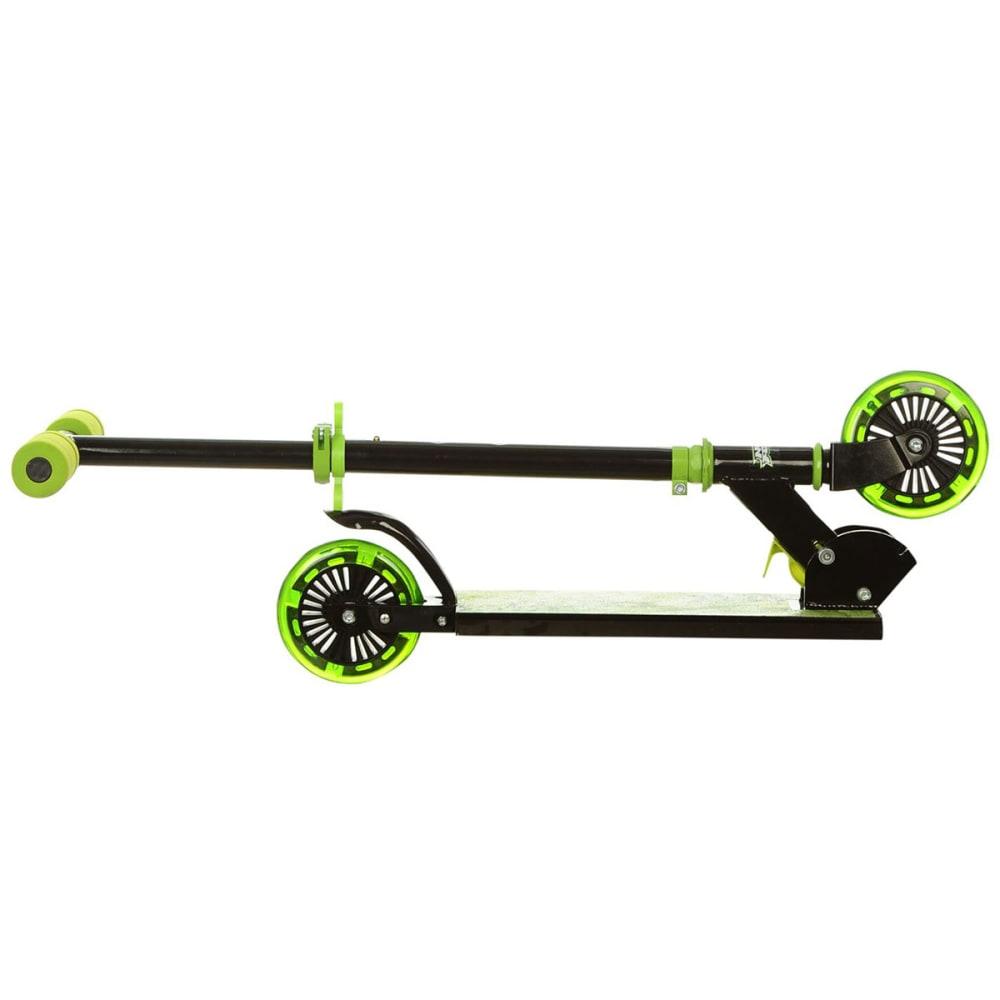 NO FEAR Ignite Scooter - BLACK/GREEN