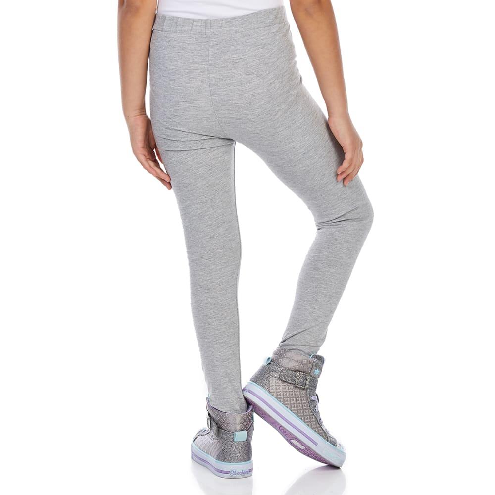 MINOTI Big Girls' Basic Leggings - GBS30-GREY
