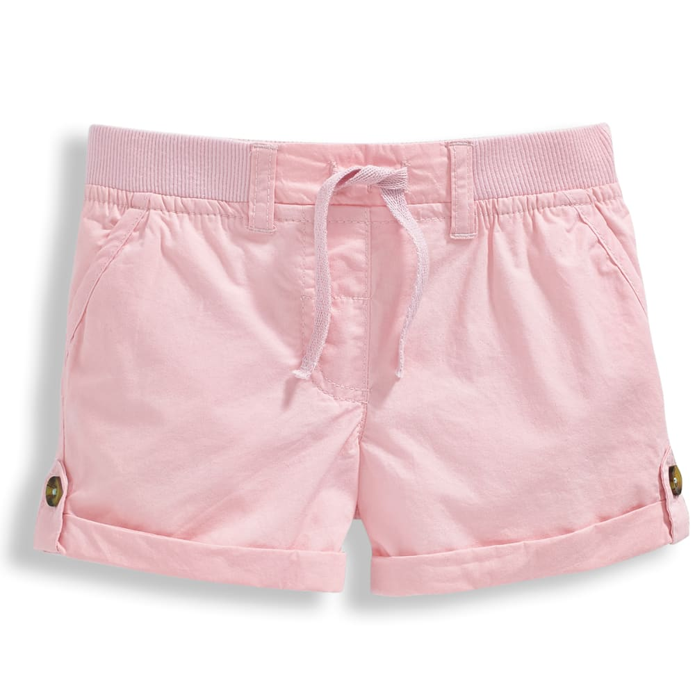 MINOTI Girls' Woven Shorts - GBS50-LIGHT PINK