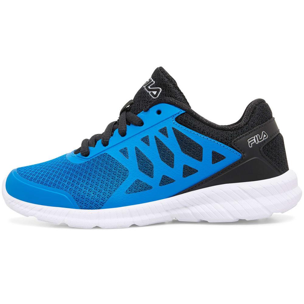 FILA Big Boys' Grade School Faction 3 Running Shoes - ELECTRIC BLUE - 409