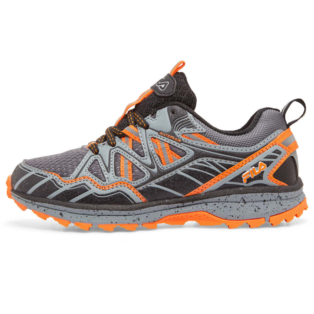 FILA Big Boys' Memory TKO TR 5.0 Trail Running Shoes - castlerock-083