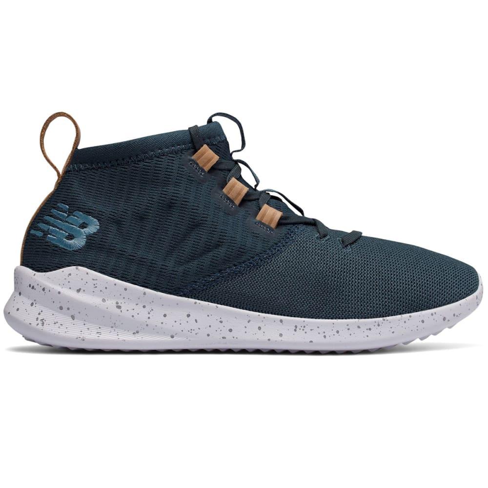 New Balance Men's Cypher Run Knit Running Shoes - Blue, 8
