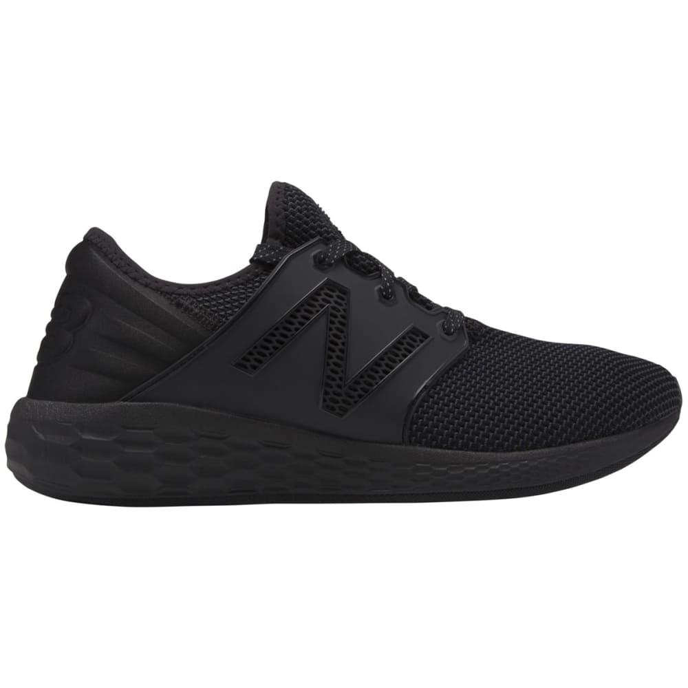 NEW BALANCE Men's Fresh Foam Cruz v2 Sport Running Shoes - BLACK - B2