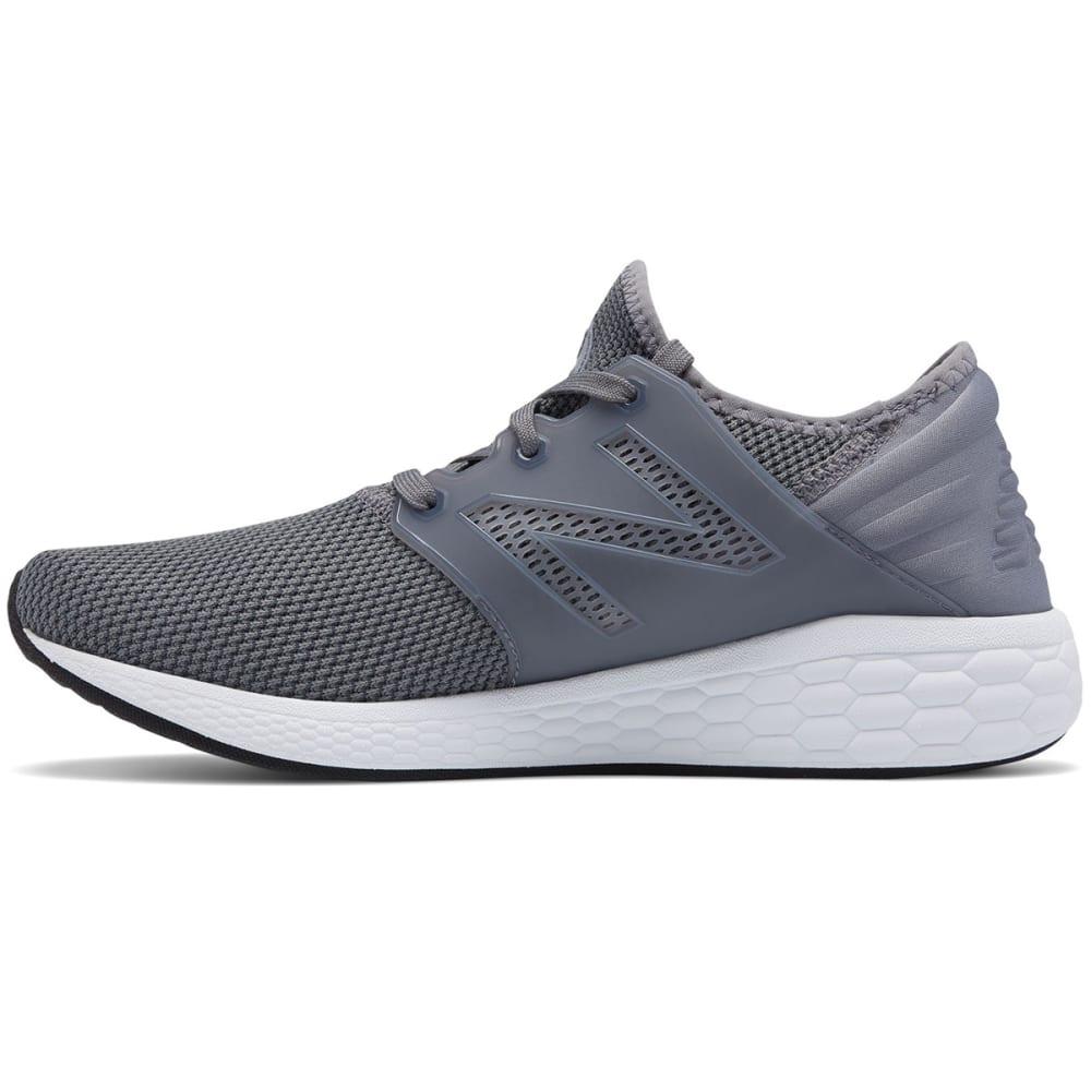 NEW BALANCE Men's Fresh Foam Cruz v2 Sport Running Shoes - GUNMETAL - G2