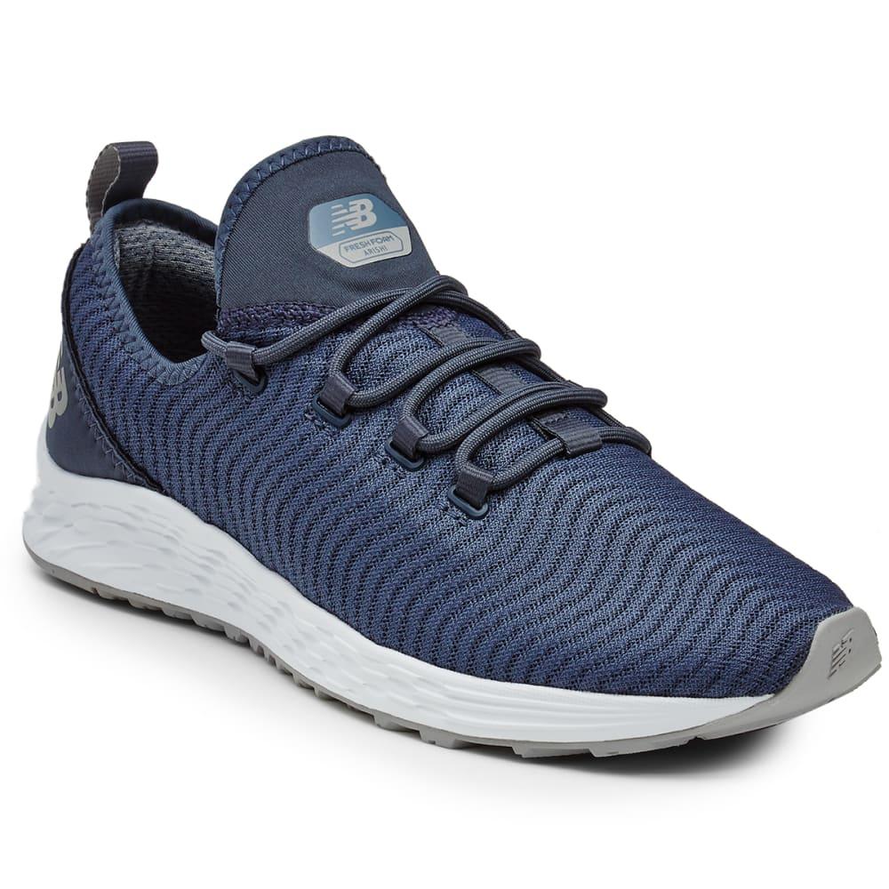 New Balance Men's Fresh Foam Arishi Sport V1 Running Shoes - Black, 9