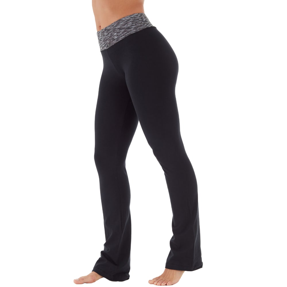 Bally Women's Barely Flare Yoga Pants by Bally Women's Barely Flare Yoga Pants