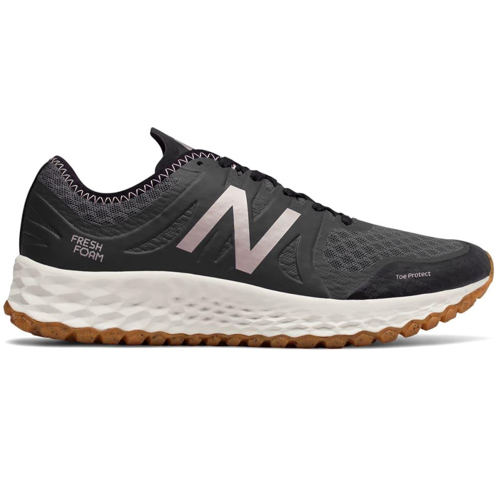 New Balance Women's Fresh Foam Kaymin Trl Trail Running Shoes - Black, 6