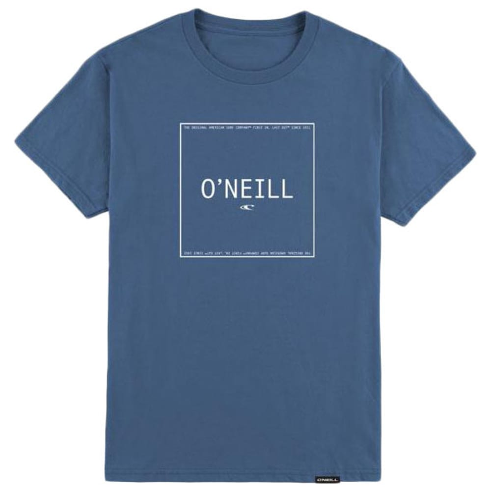 O'NEILL Guys' TM Short-Sleeve Tee - BLU-BLUE