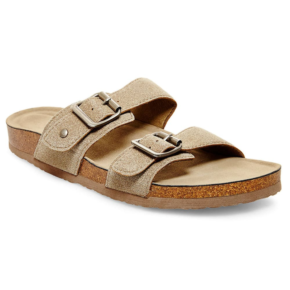 MADDEN GIRL Women's Brando Sandals - TAUPE FABRIC