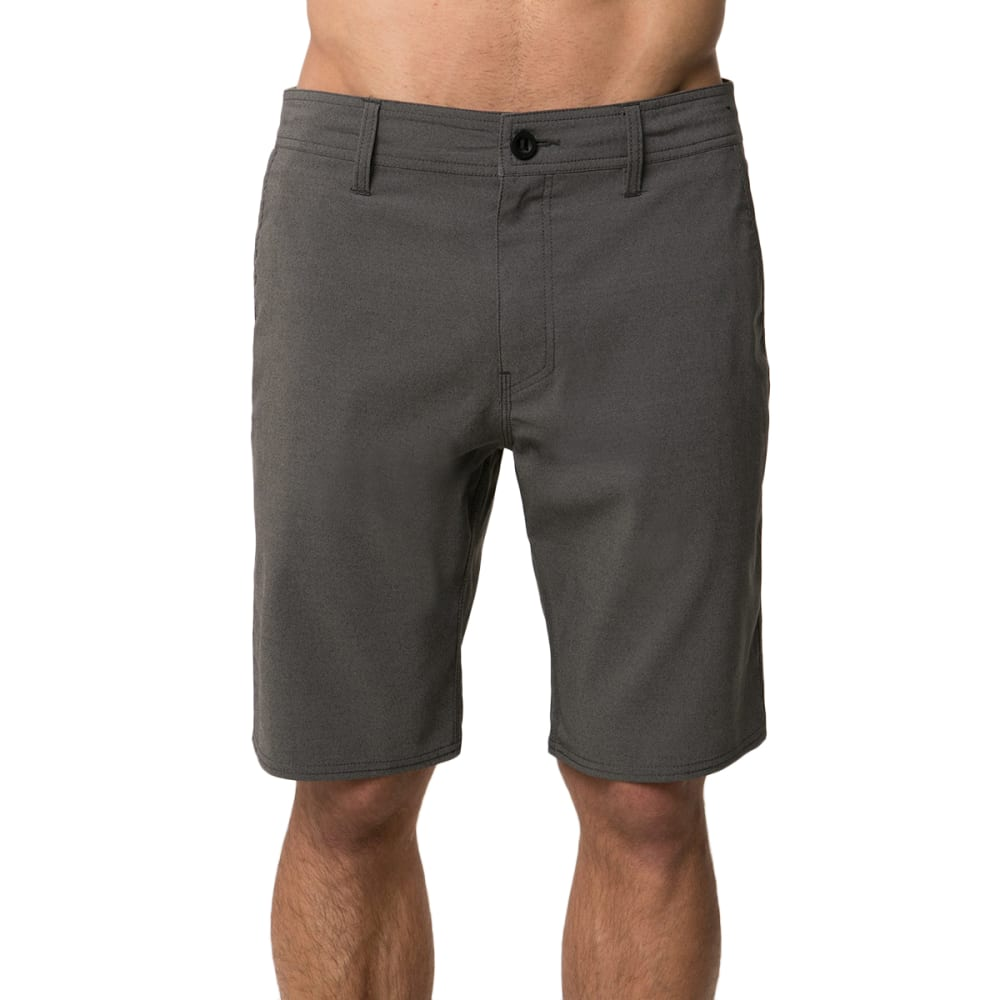 O'neill Guys' Stockton Hybrid Shorts - Black, 40