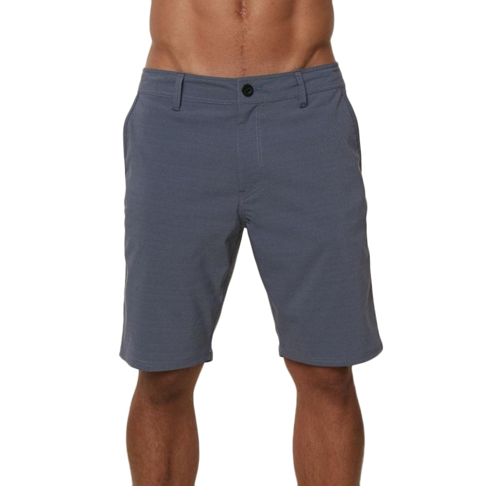 O'neill Guys' Stockton Hybrid Shorts - Blue, 30