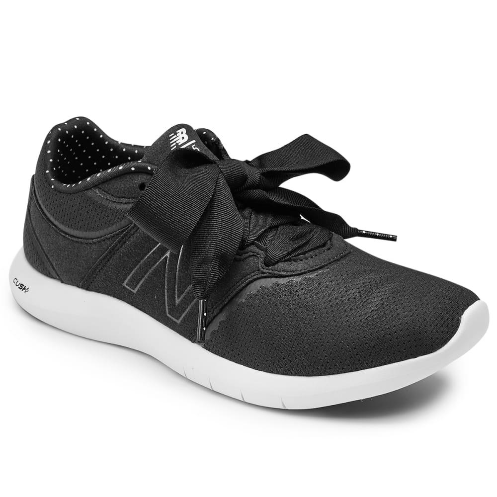 New Balance Women's 415 V1 Cross-Training Shoes - Black, 7.5