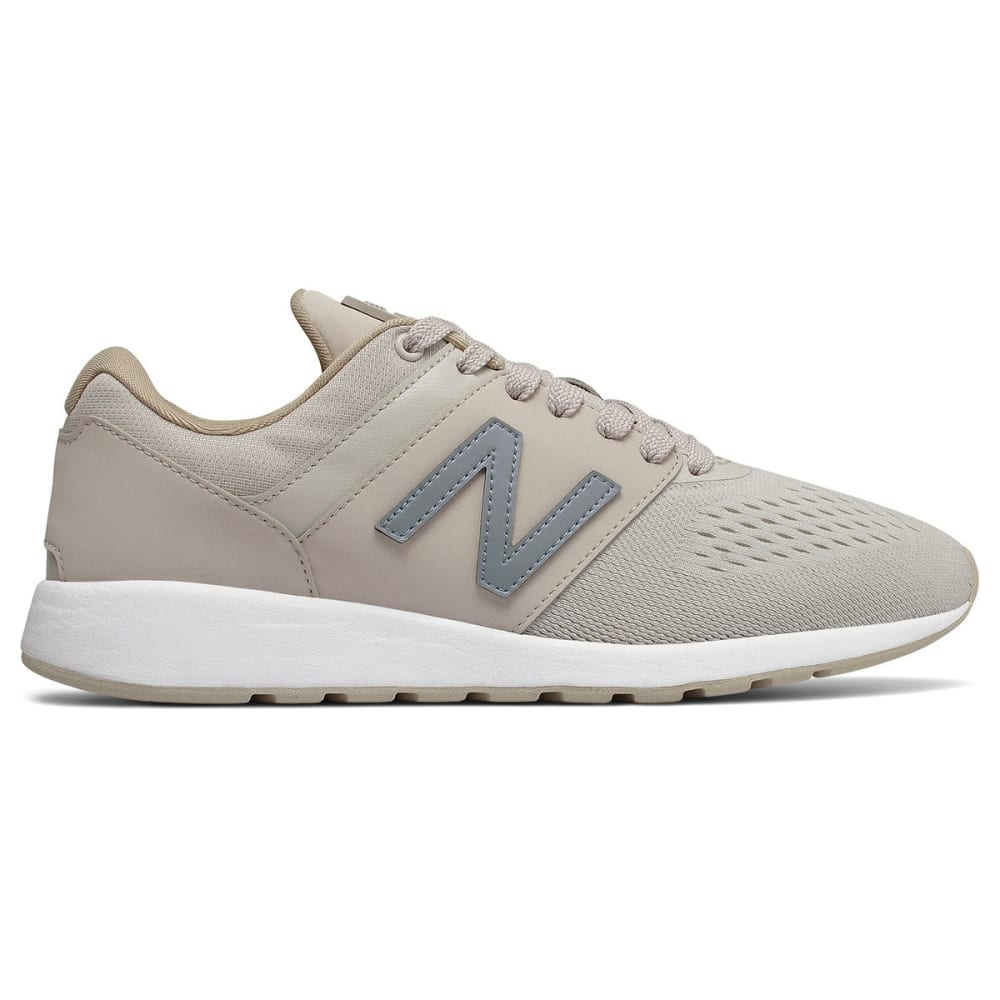 NEW BALANCE Women's 24 Textile Sneakers 8.5