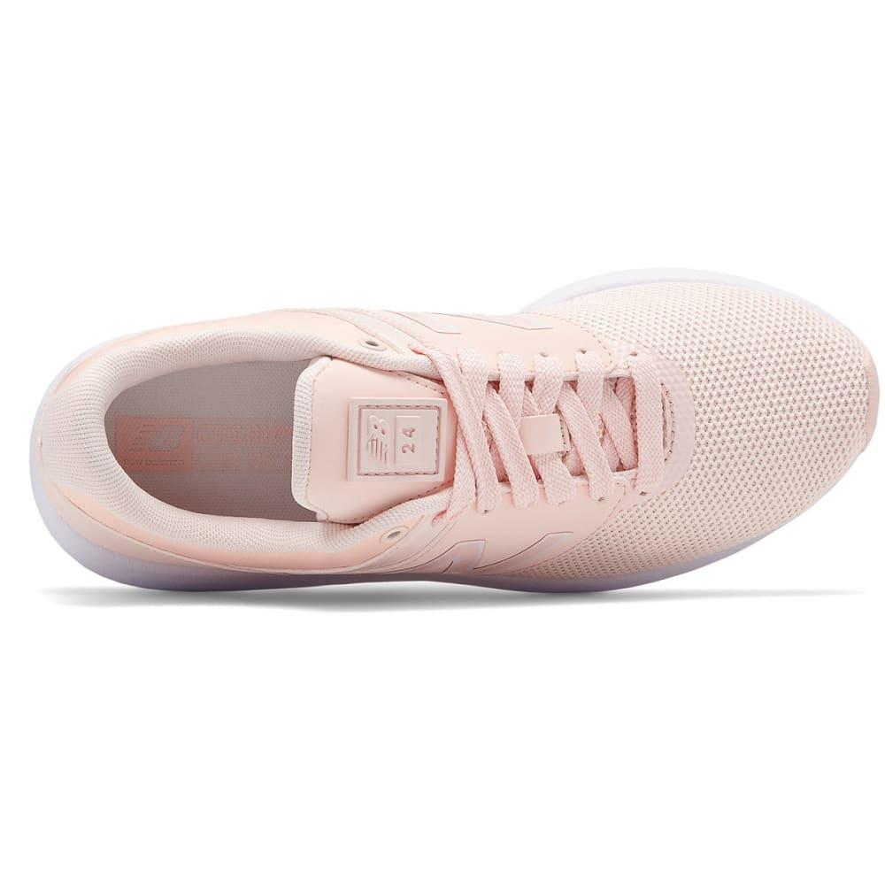NEW BALANCE Women's 24 Textile Sneakers - SUNRISE GLOW - G