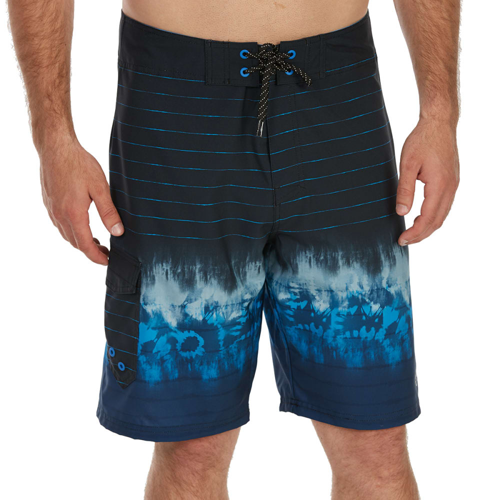 OCEAN CURRENT Guys' Fillmore Boardshorts - BLUE