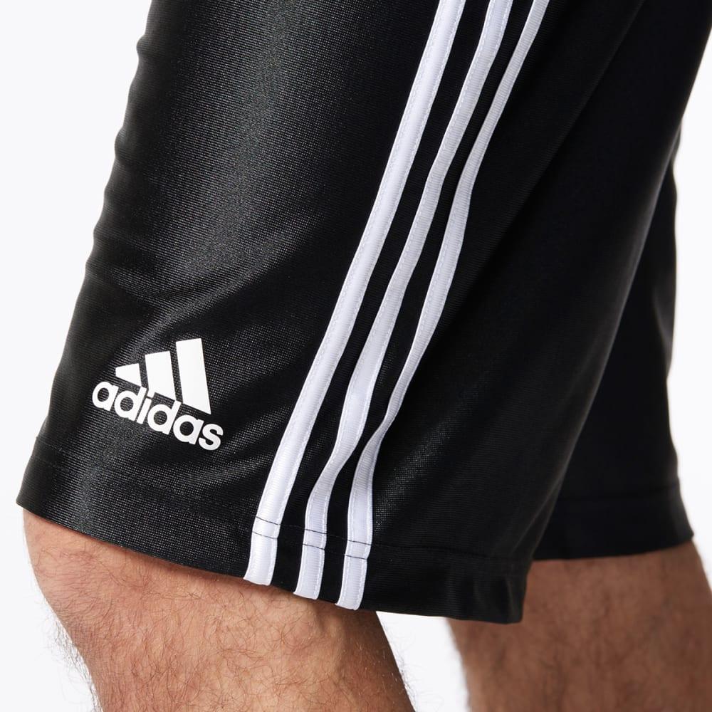 ADIDAS Men's Basic 4 Basketball Shorts - BLACK-AP0421