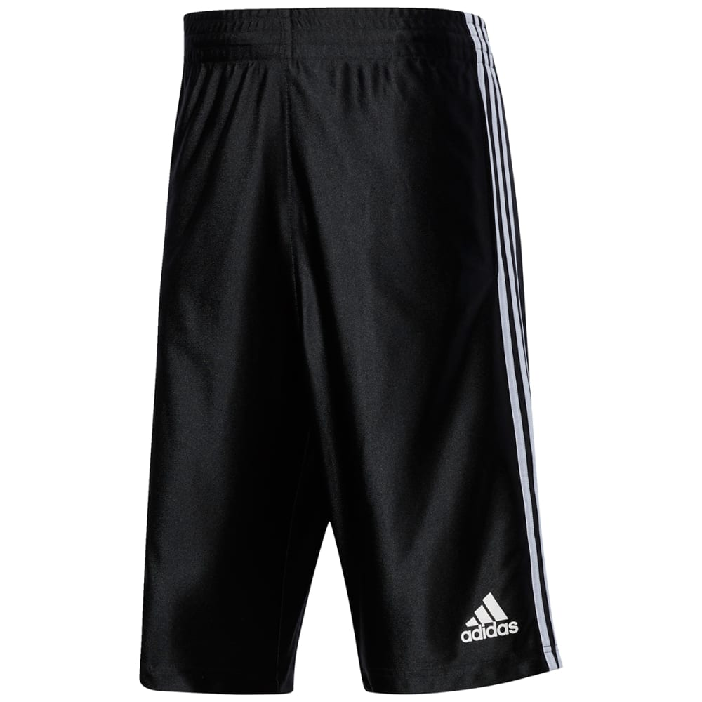 Adidas Men's Basic 4 Basketball Shorts - Black, M