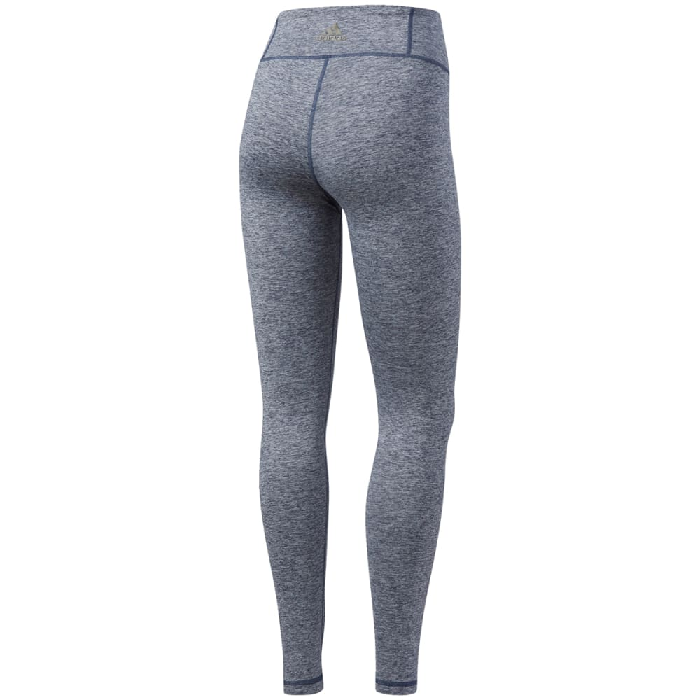 ADIDAS Women's Performer High-Rise Training Tights - BLUE-BQ5332
