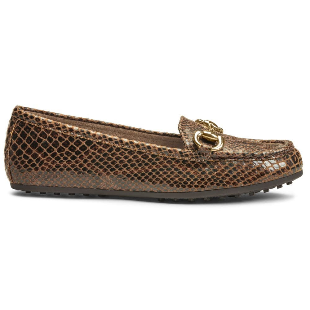 Aerosoles Women's Drive Through Flats - Brown, 5.5