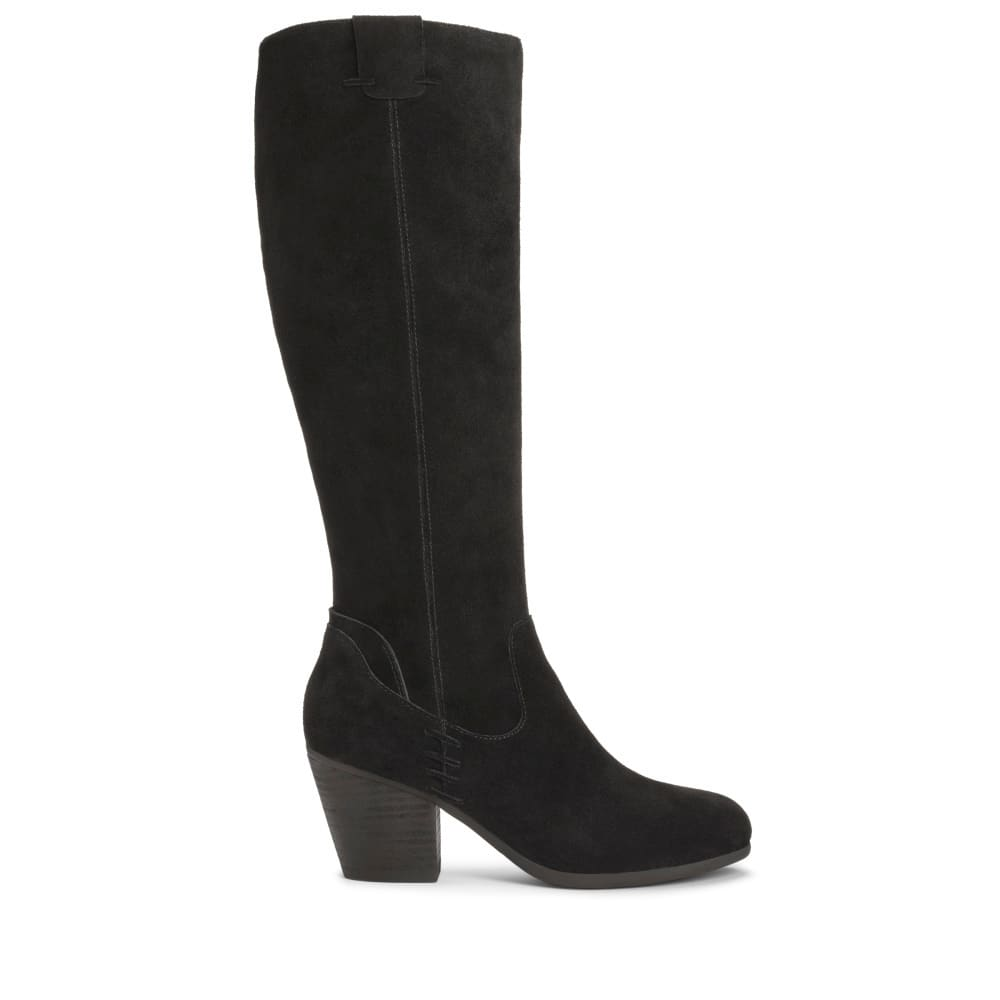 AEROSOLES Women's Festivities Tall Boots - BLACK-004