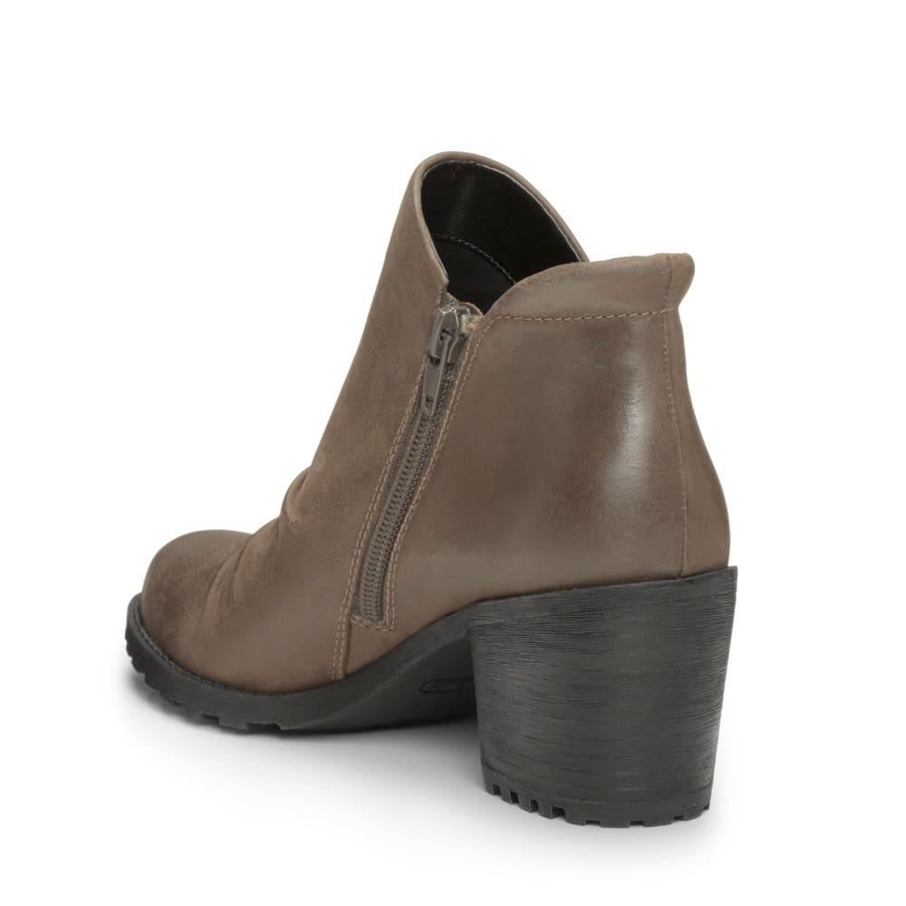AEROSOLES Women's Incline Ankle Boots - MUSHROOM-984