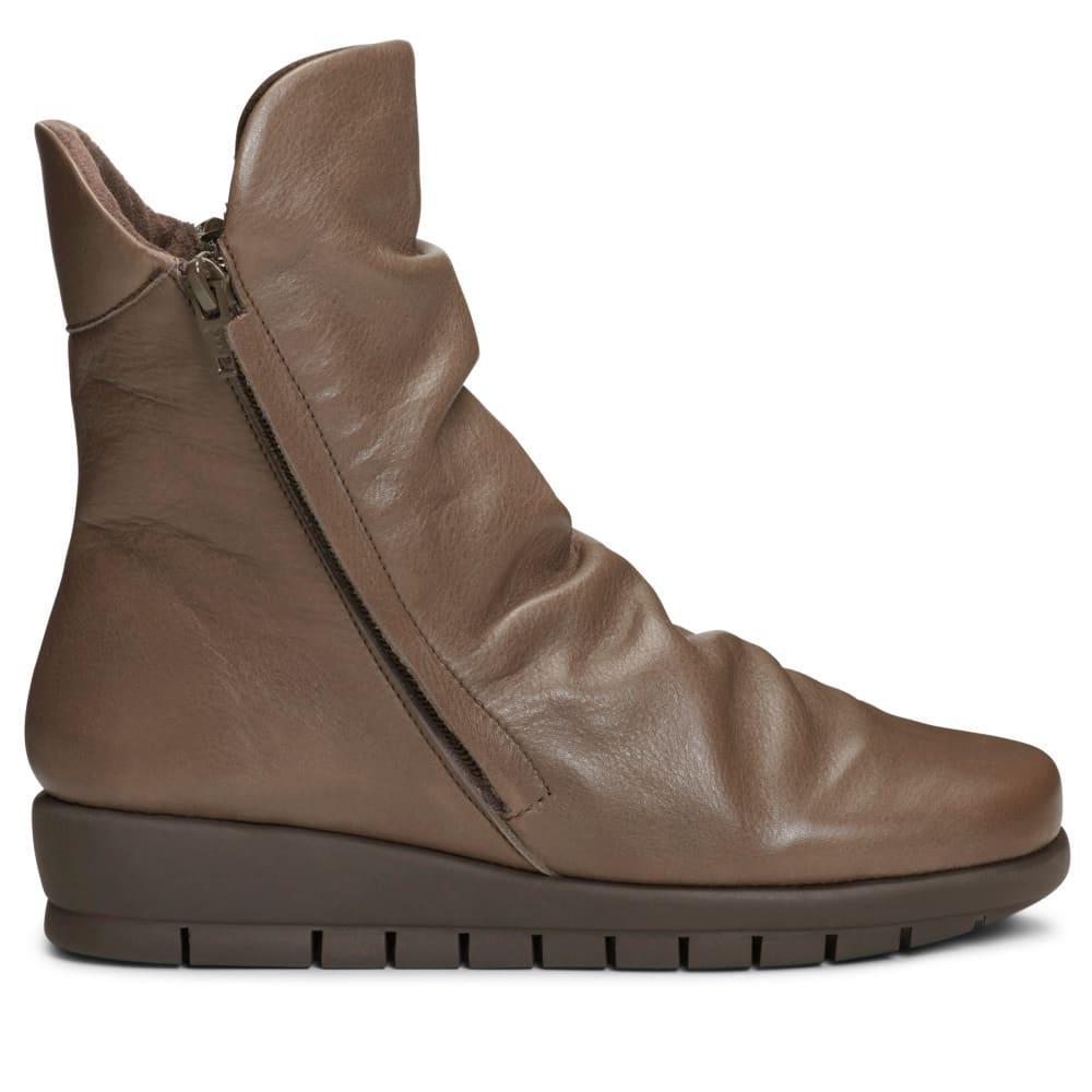 AEROSOLES Women's Move In Boots - MUSHROOM-984
