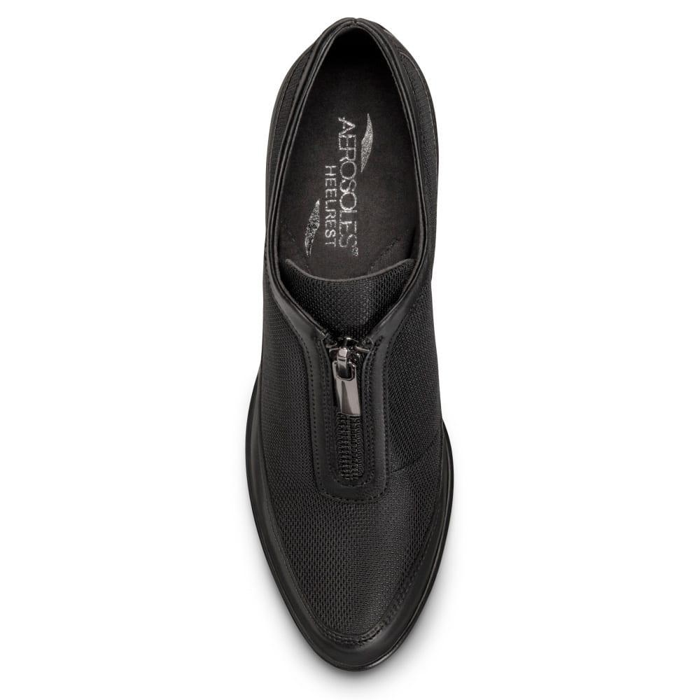 AEROSOLES Women's Preview Booties - BLACK-001