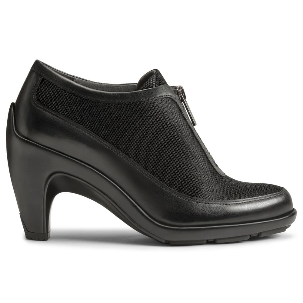 AEROSOLES Women's Preview Booties - BLACK-001