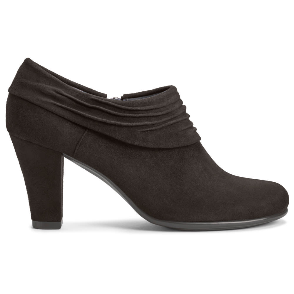 AEROSOLES Women's Starring Role Booties - BLACK-095