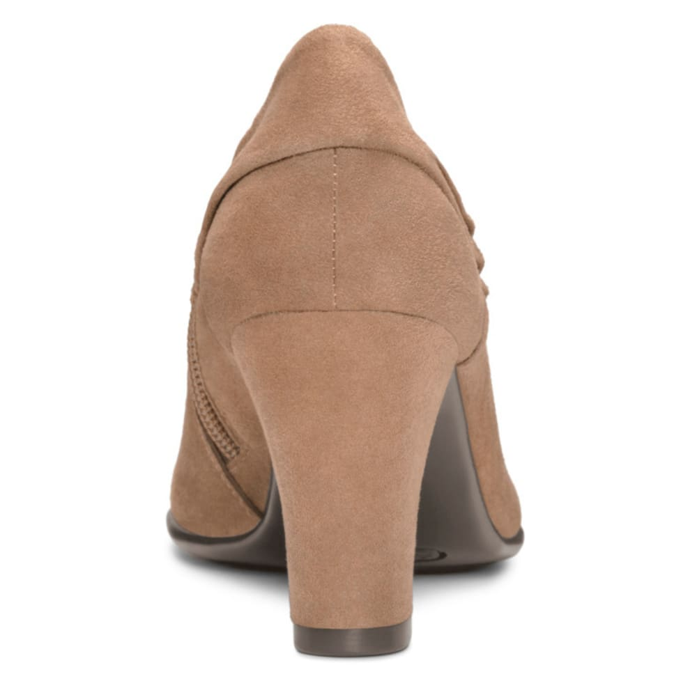 AEROSOLES Women's Starring Role Booties - TAUPE-181
