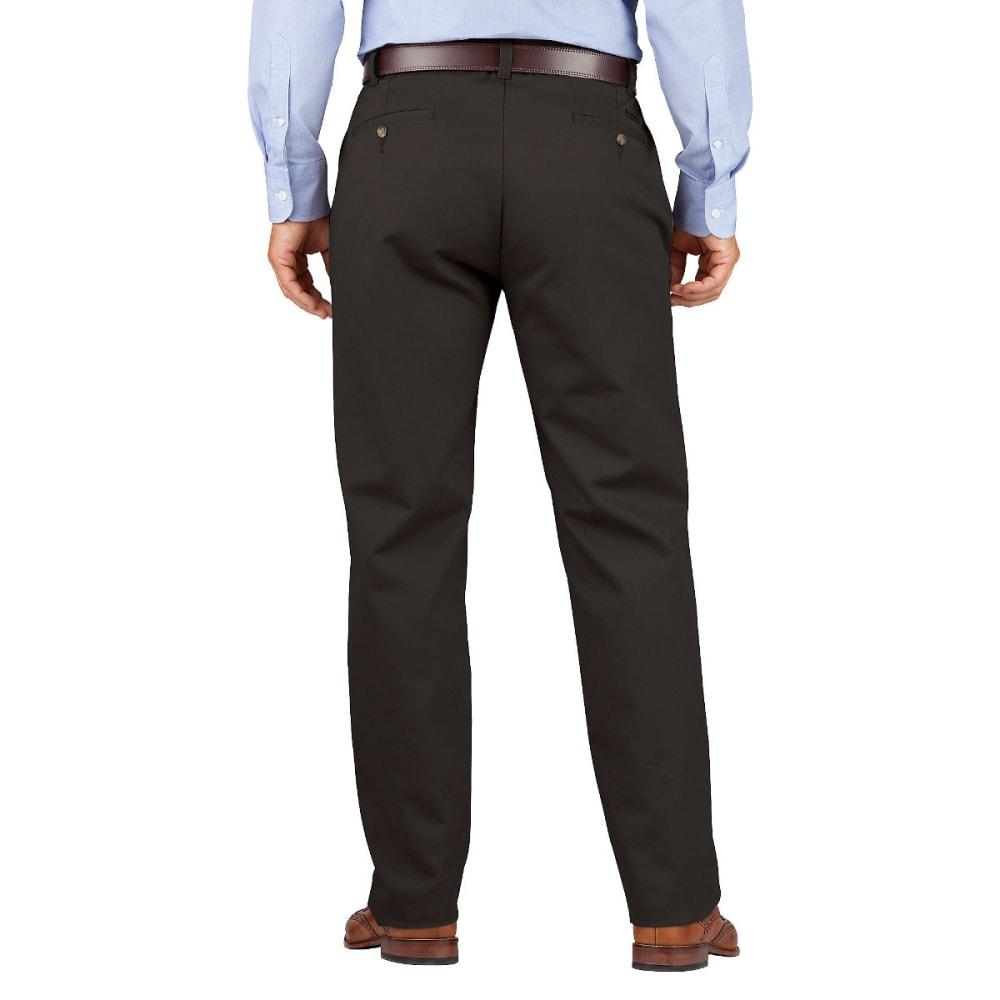 DICKIES Men's Dickies KHAKI Relaxed Fit Tapered Leg Comfort Waist Pant - RNSD BLACK-RBK