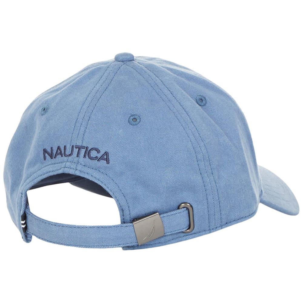 NAUTICA J Class Adjustable Hat - TIDE BLUE-4UW