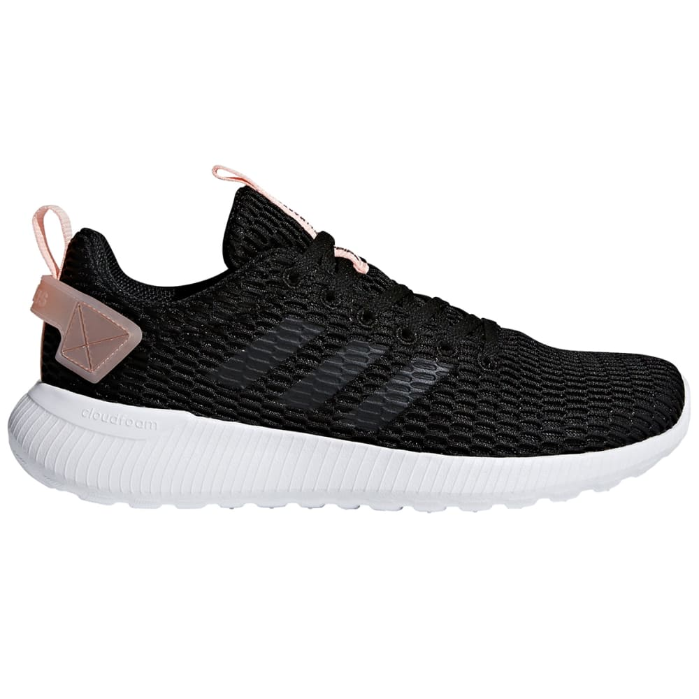 ADIDAS Women's Cloudfoam Lite Racer CC Running Shoes - BLACK - DB1699