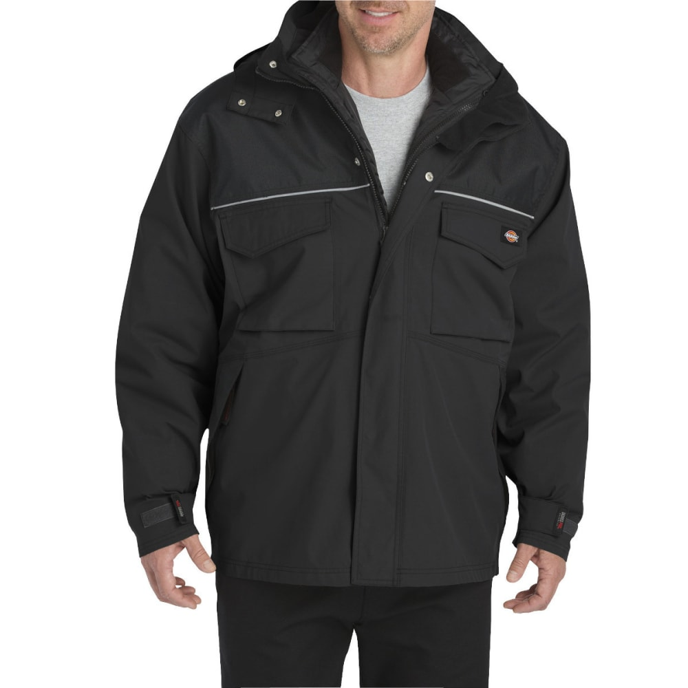 Dickies Men's Dickies Pro Jasper Extreme Coat - Black, M