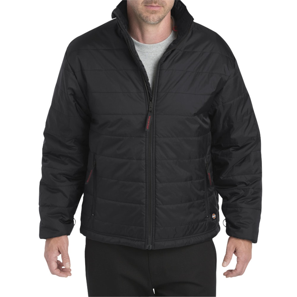 DICKIES Men's Dickies Pro Glacier Extreme Puffer - BLACK-BK