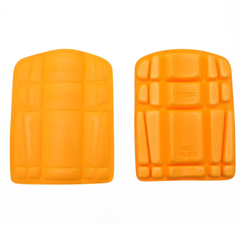 DUNLOP Men's Knee Pads - YELLOW