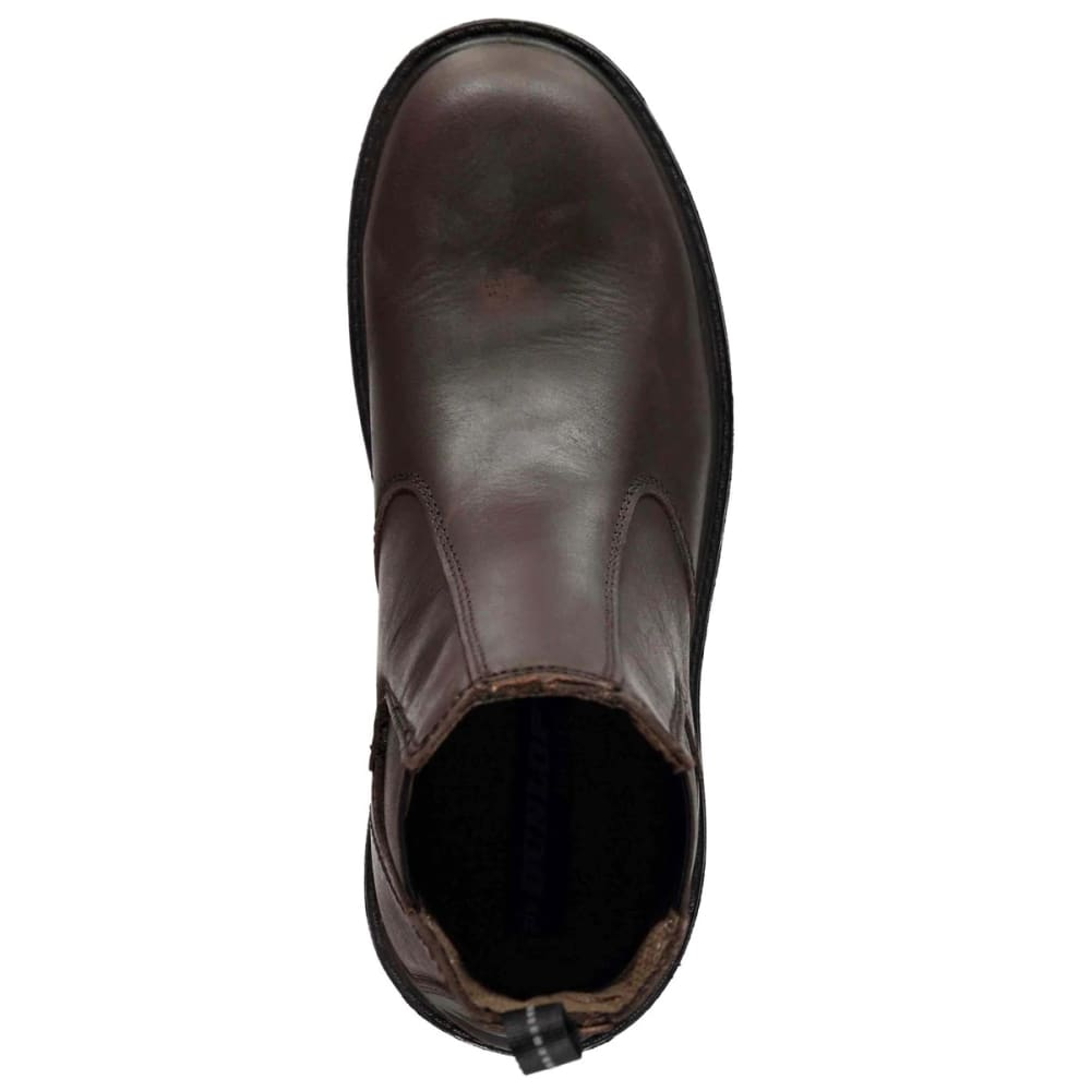DUNLOP Men's Dealer Work Boots - BROWN