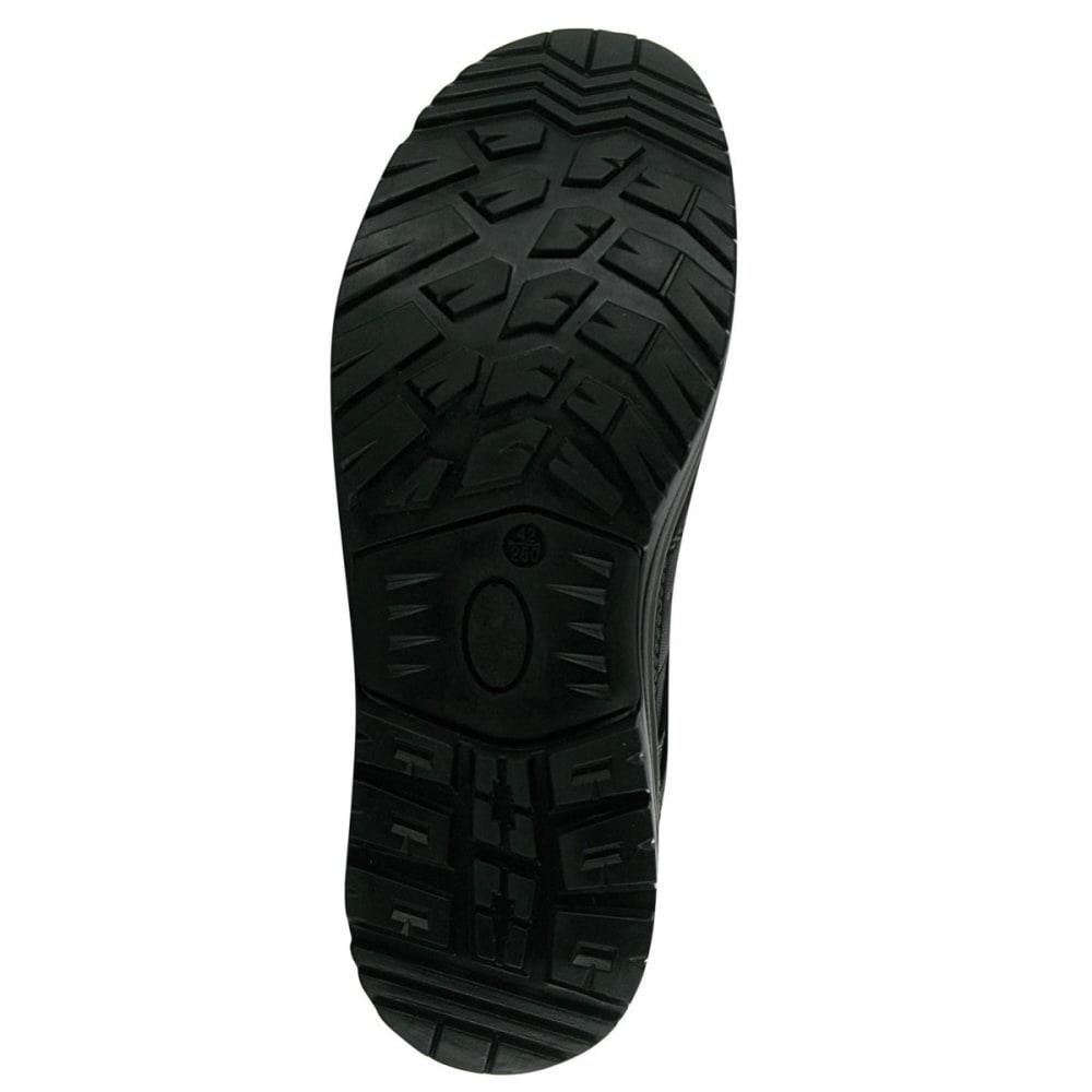 DUNLOP Men's Texas Safety Toe Work Boots - BLACK