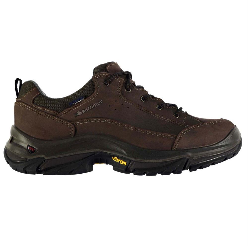 KARRIMOR Men's Brecon Low Hiking Shoes 8