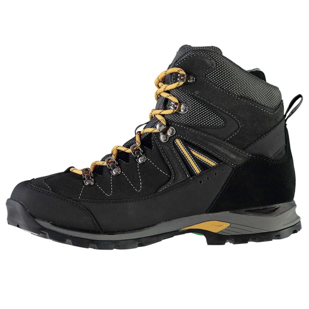KARRIMOR Men's Hot Rock Waterproof Mid Hiking Boots - BLACK