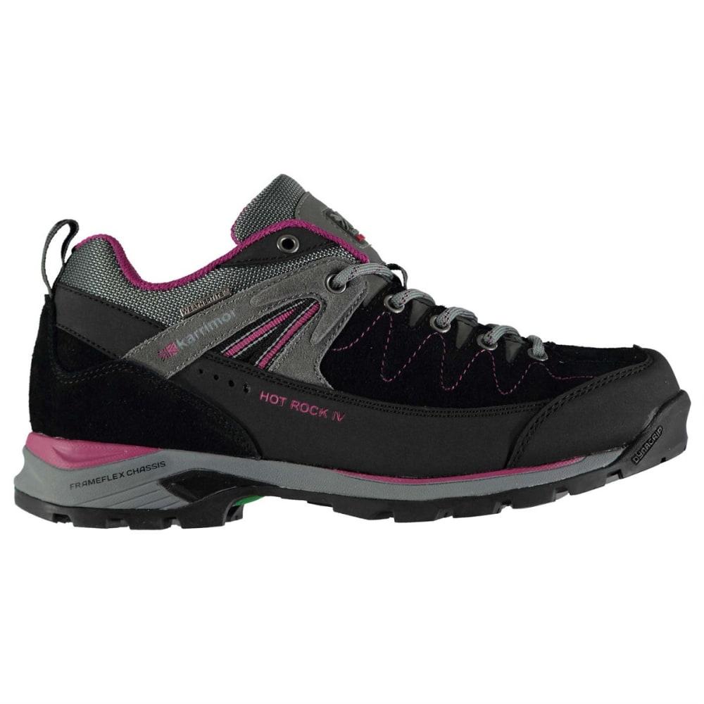 KARRIMOR Women's Hot Rock Waterproof Low Hiking Shoes 6